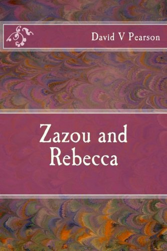 Zazou and Rebecca cover